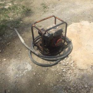 lg Concrete vibrator 2